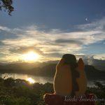 世界遺産の街を一望!「プーシーの丘」で夕日を見る!